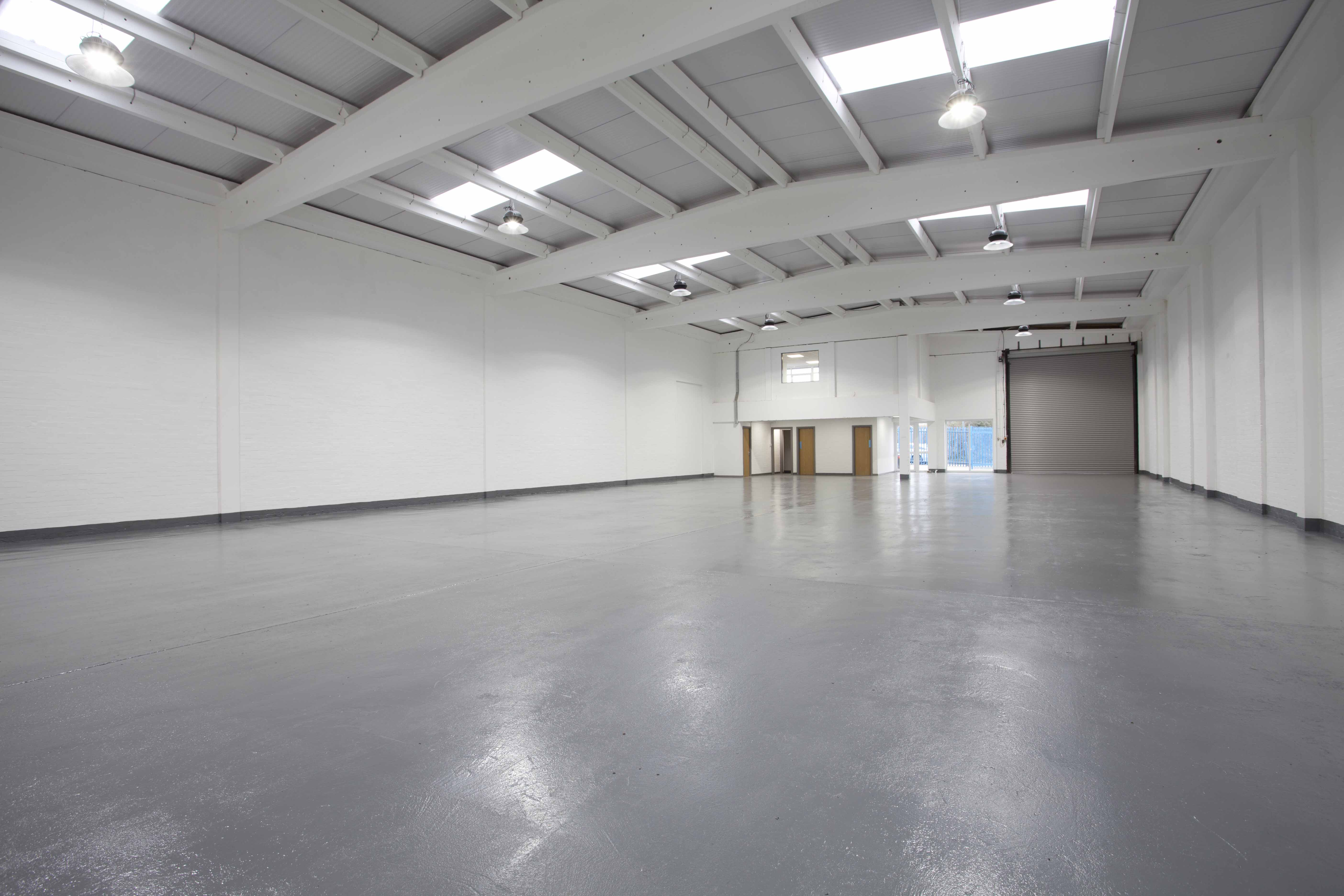 Unit 6 Brookgate Inside After refurb