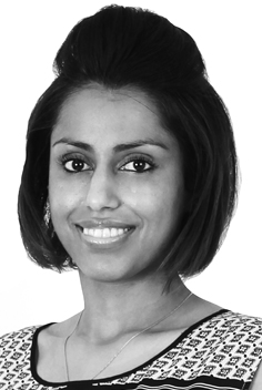 Meera Parmar Caisson Investment Management